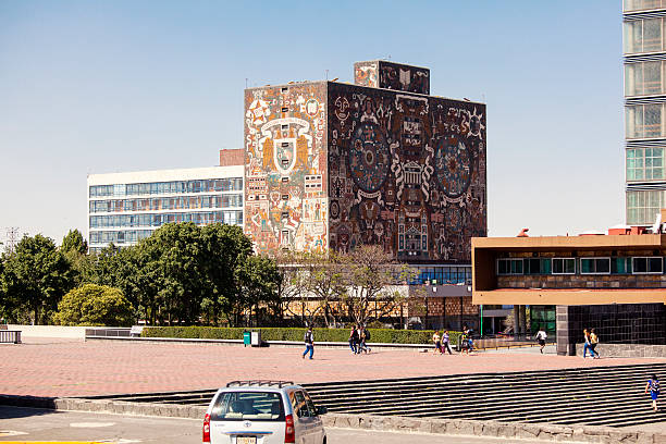 UNAM University Library – Foto
