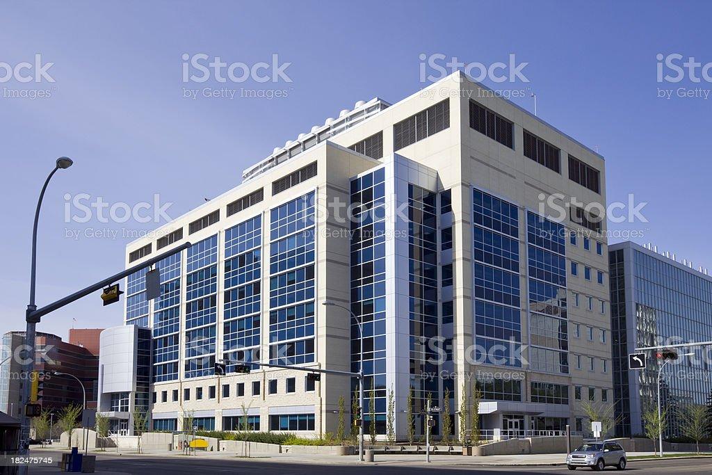 University of Alberta, Edmonton stock photo