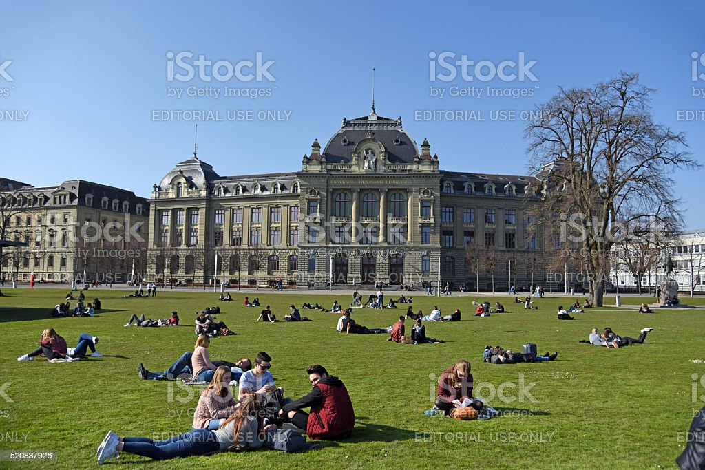 University of Bern stock photo