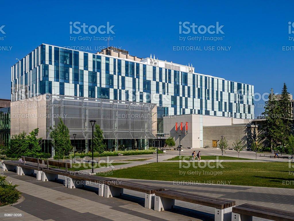 University of Calgary stock photo