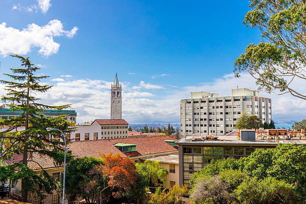 University of California at Berkeley stock photo