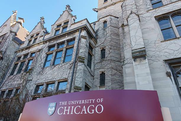 University of Chicago stock photo