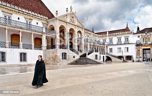 istock University of Coimbra 458235403
