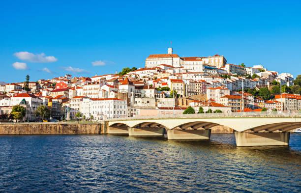 University of Coimbra stock photo