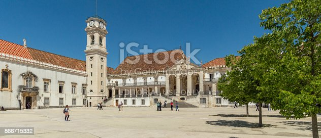 istock University of Coimbra, Portugal 866715332