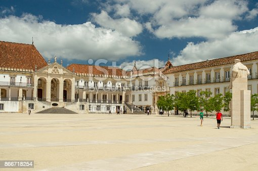 istock University of Coimbra, Portugal 866718254