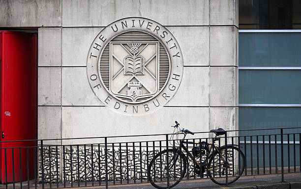 University of Edinburgh stock photo