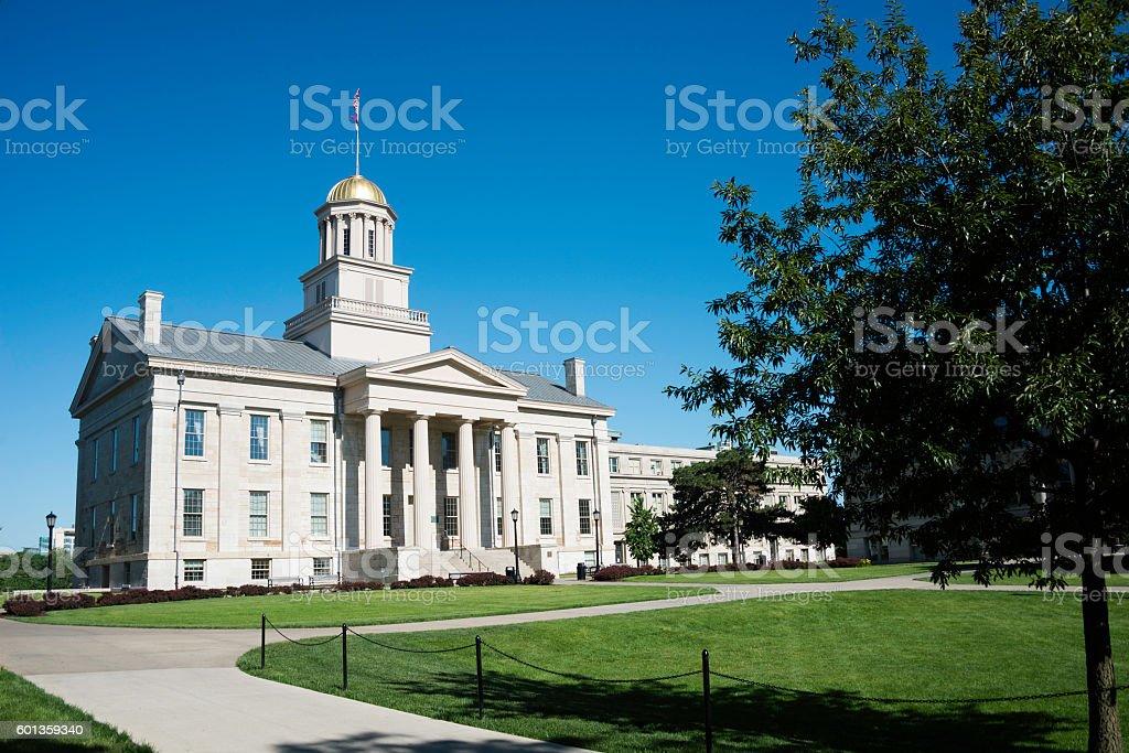 University of Iowa stock photo