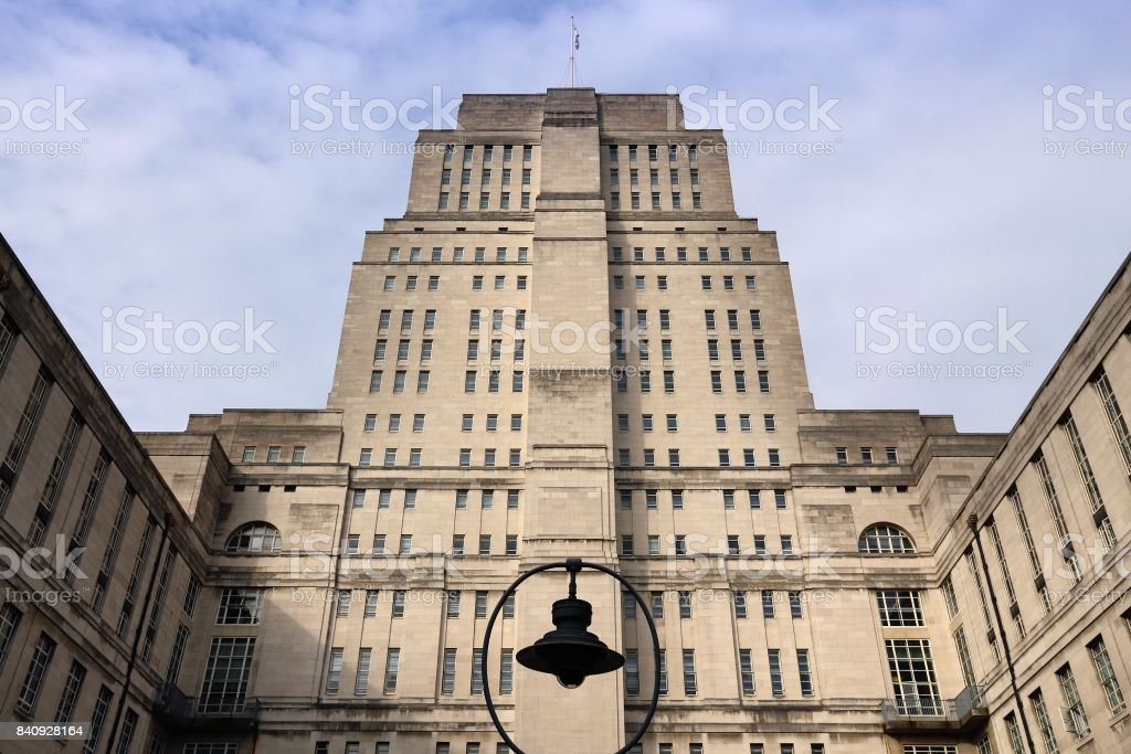 University of London stock photo