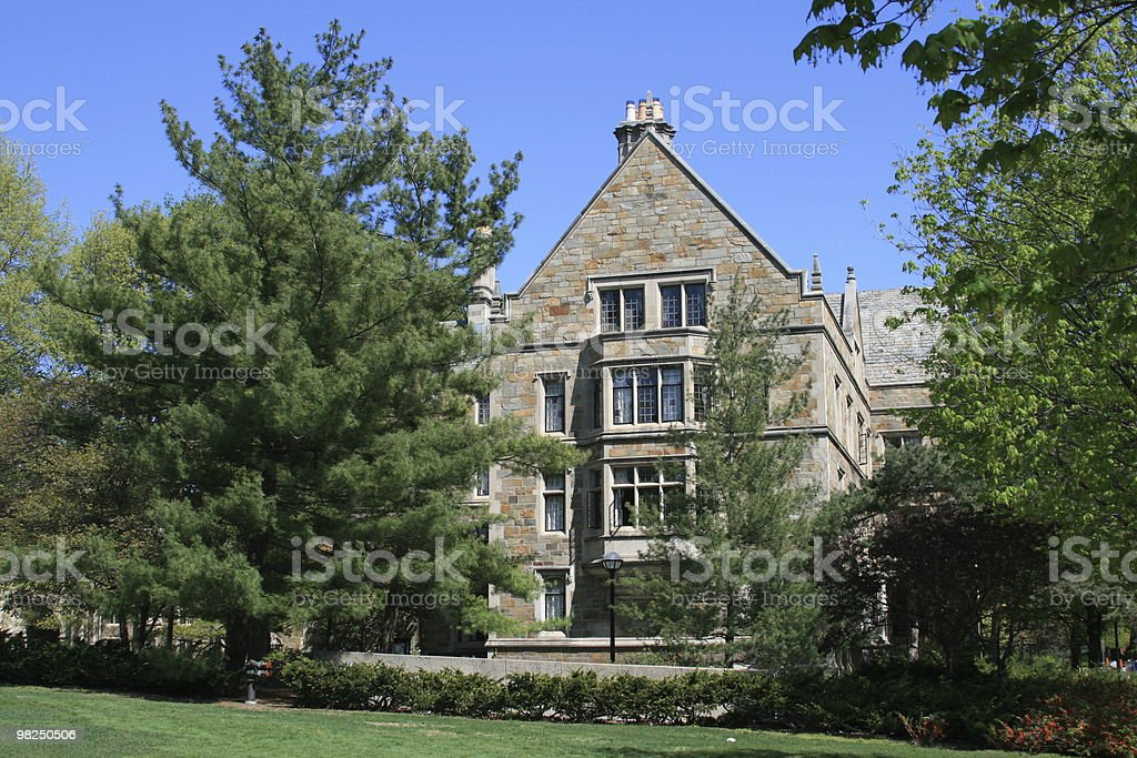 University of Michigan Law School, Ann Arbor, Mi royalty-free stock photo