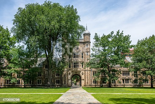 The Campus of the University of Michigan Law School in Ann Arbor is also known as