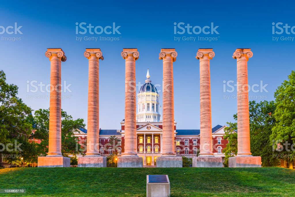University of Missouri - Royalty-free Agricultural Field Stock Photo