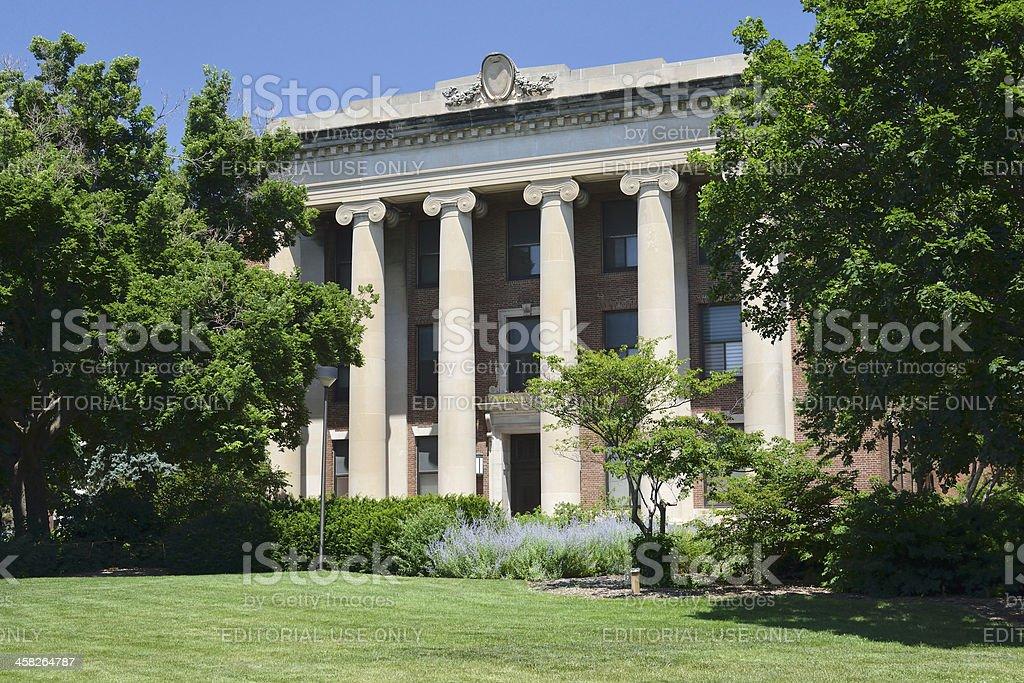 University of Nebraska stock photo