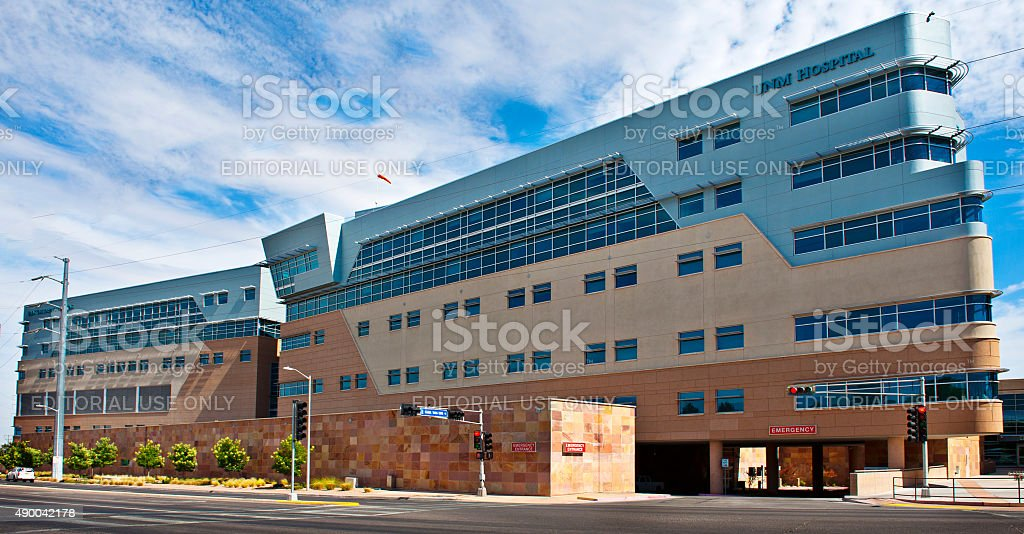 Gm Capital One >> University Of New Mexico Hospital And Research Medical Center Stock Photo & More Pictures of ...