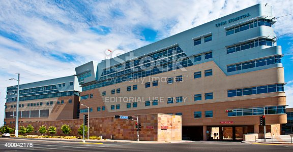 istock University of New Mexico Hospital and Research Medical Center 490042178