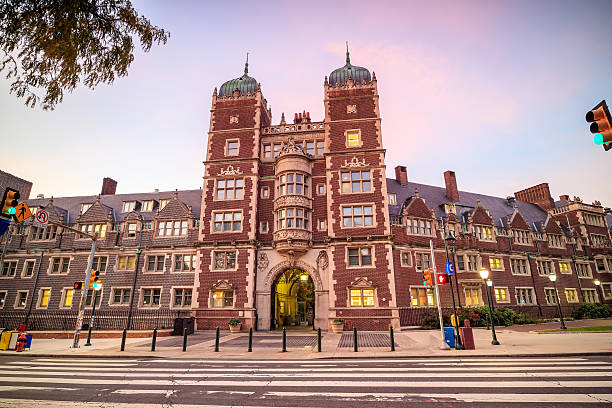 University of Pennsylvania stock photo