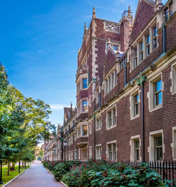 University of Pennsylvania stock photo