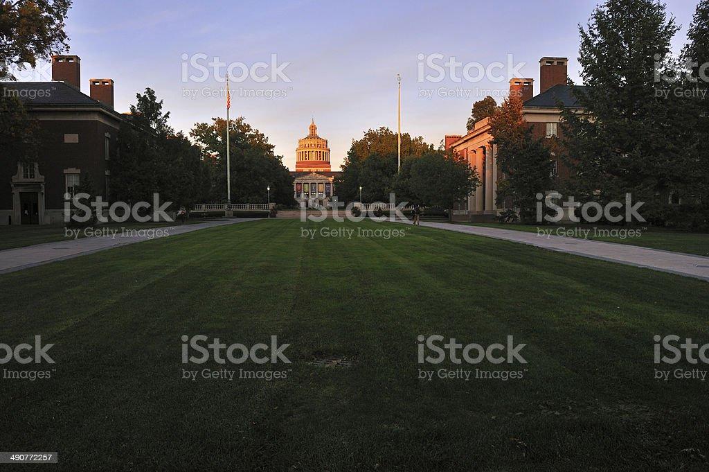 University of Rochester stock photo