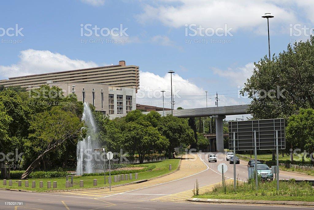 UNISA University of South Africa royalty-free stock photo