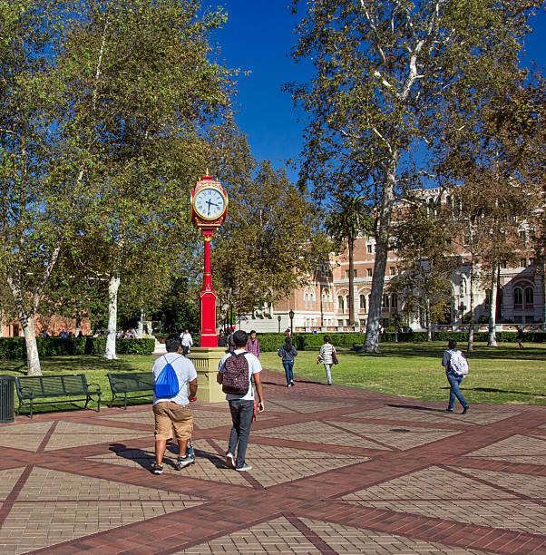 University of Southern California stock photo