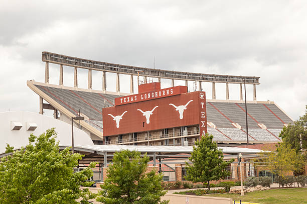 Stadion der University of Texas in Austin – Foto