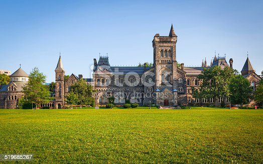 istock University of Toronto 519685267