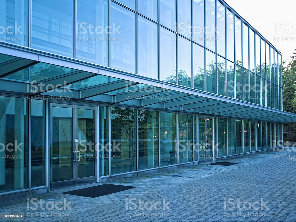 University of Washington Law School royalty-free stock photo