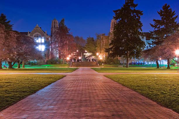 L'University of Washington À nuit pour une chambre pour quatre - Photo