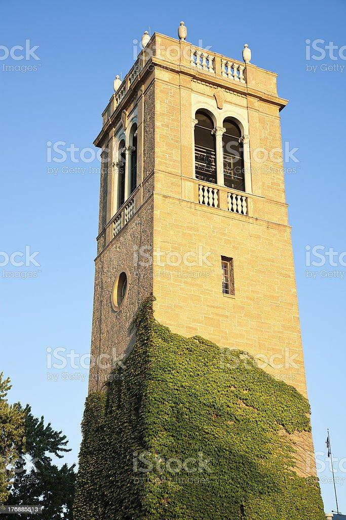 University of Wisconsin building stock photo