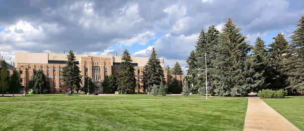 University of Wyoming stock photo