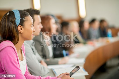 istock University Students Listening to Lecture 487419194