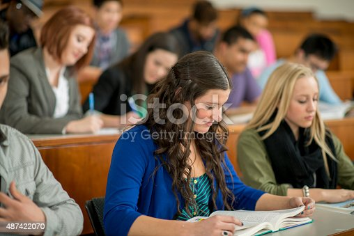 istock University Students Sitting in Class 487422070