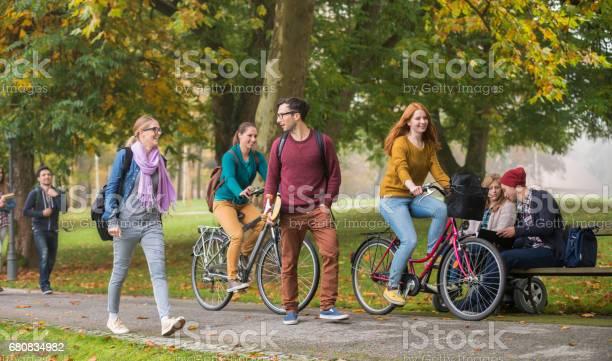 University students walking in campus picture id680834982?b=1&k=6&m=680834982&s=612x612&h=eprge1a4 2 nqgcqqrbforqjjn4 rf9j0ngsnn3jzg8=