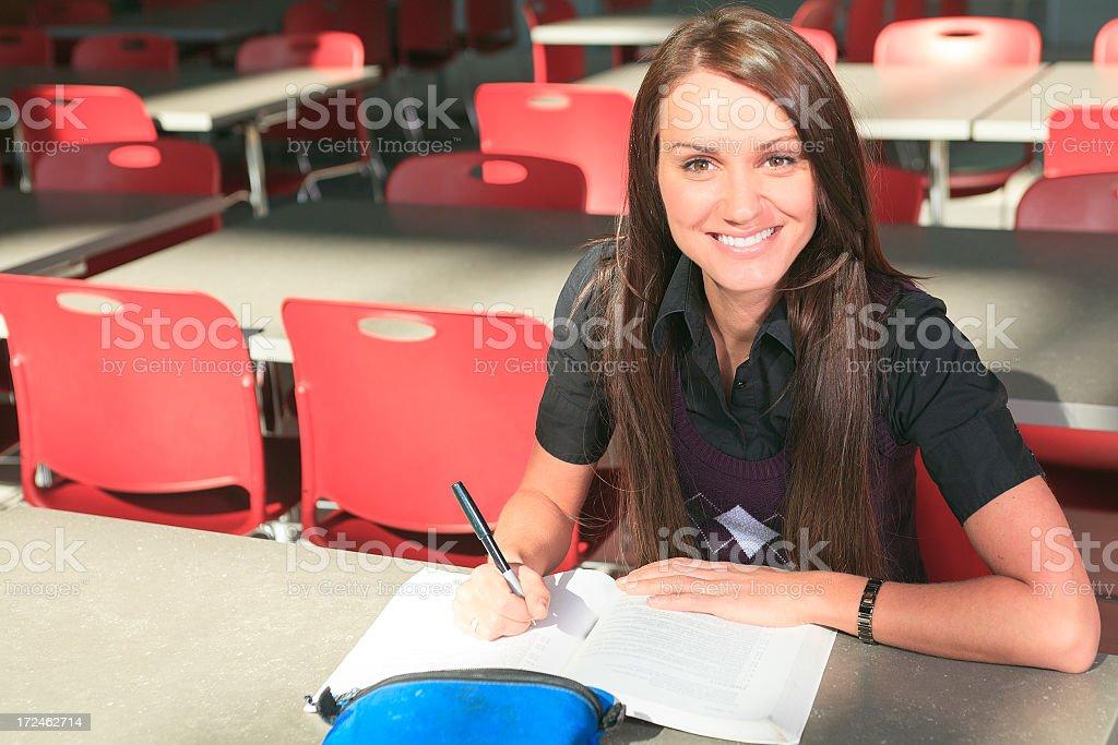 University - Study royalty-free stock photo