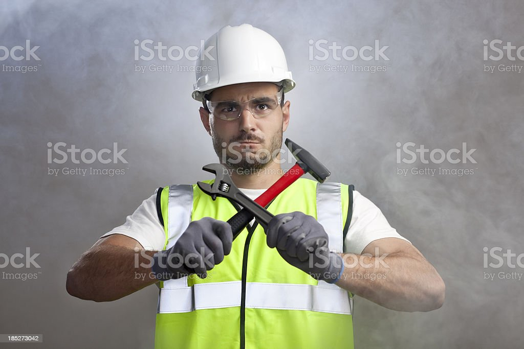 Unknown hero. royalty-free stock photo