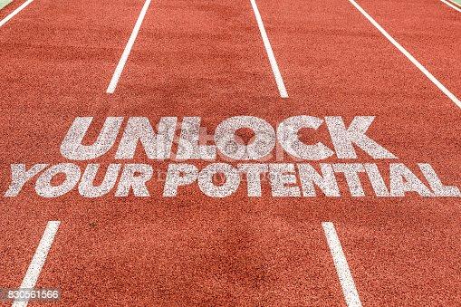 istock Unlock Your Potential 830561566