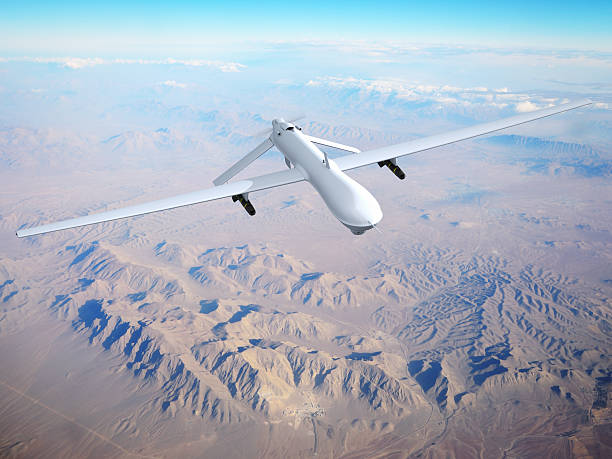 unmanned aerial vehicle (uav) - drones stock photos and pictures
