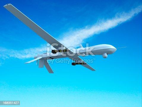 istock Unmanned Aerial Vehicle (UAV) 168351427