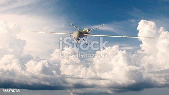 istock UAV Unmanned Aerial Vehicle 533378735