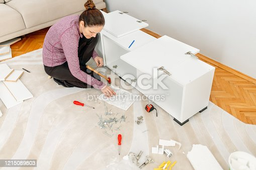 459373065 istock photo unpacking and fixing things DIY 1215089803