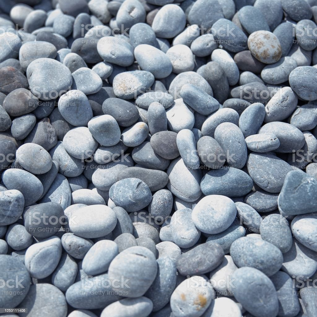 Unpolished Mexican Beach Pebble Texture Landscape Stone Stock Photo Download Image Now Istock