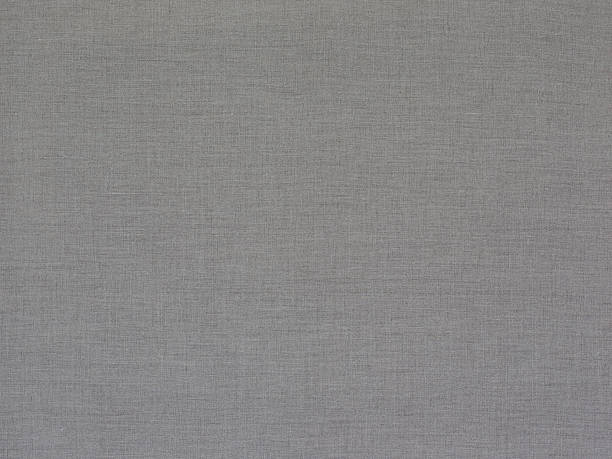 unprimed linen canvas for painting macro - textile stock photos and pictures