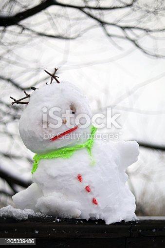 Unskilled Snowman and Fail