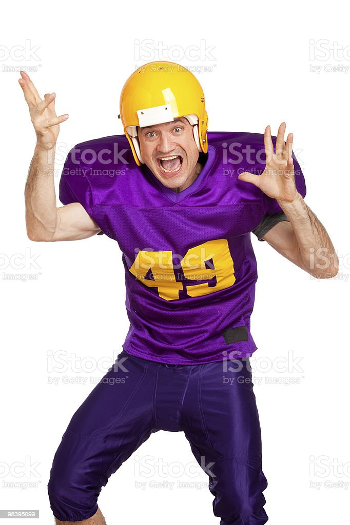 Unstoppable royalty-free stock photo