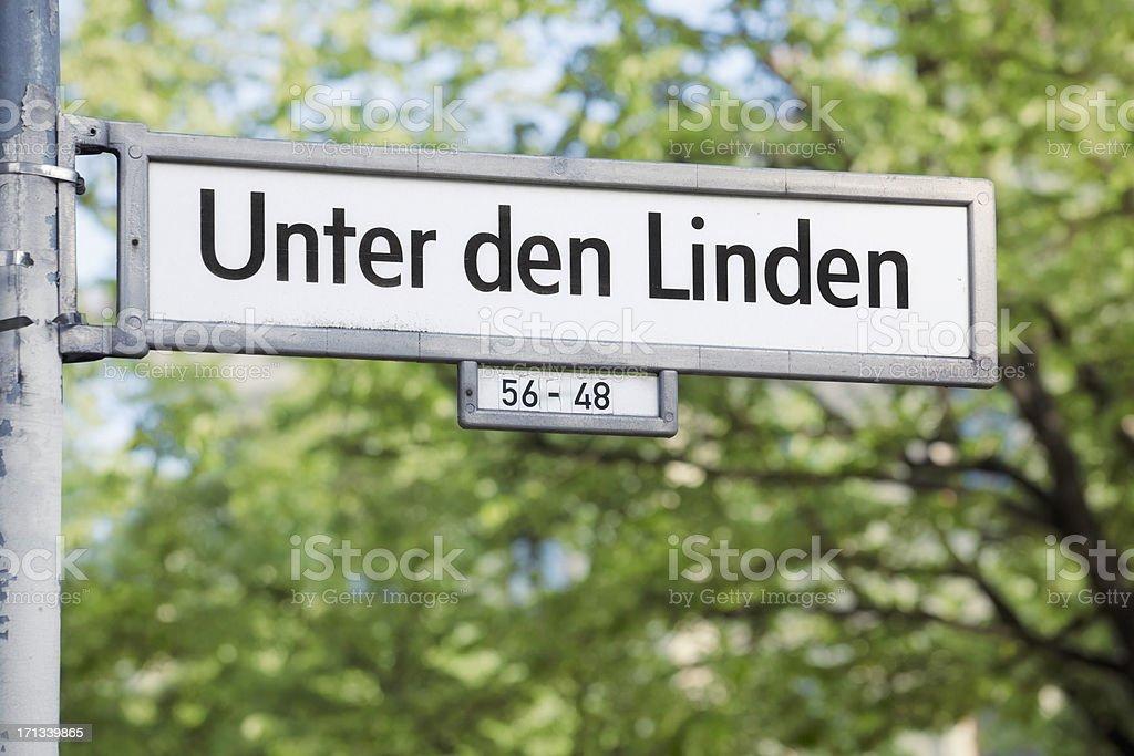 Unter den Linden – Foto