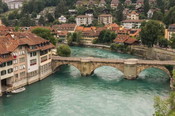 Untertorbrucke (Pont de la Porte Inférieure) - Berne - Suisse - Photo