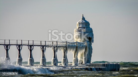 St. Joseph Lighthouse, Michigan, USA