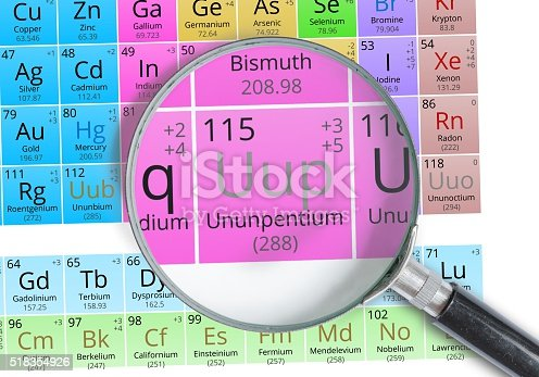 Ununpentium symbol uup element of the periodic table zoomed stock ununpentium symbol uup element of the periodic table zoomed stock photo more pictures of atom istock urtaz Gallery