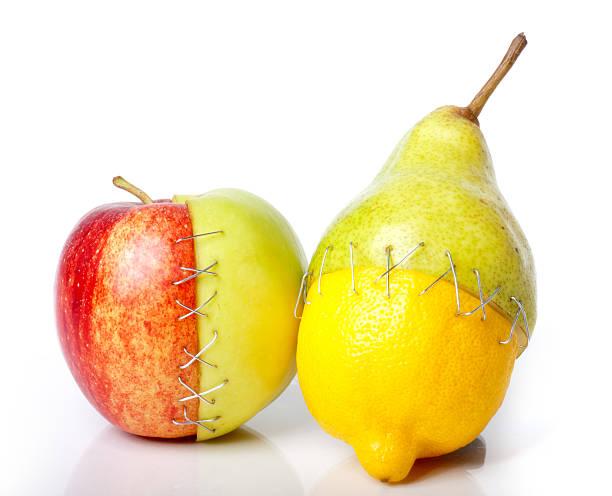 Ungewöhnliche Obst – Foto
