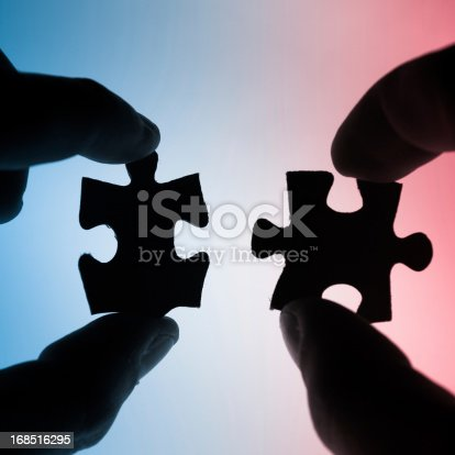 173706624istockphoto Unusual Sex : Male and Female piece - connection 168516295